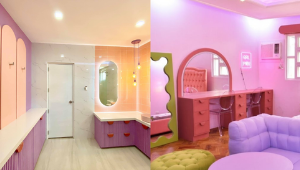 This Quirky, Neotenic Room Makeover Is Every Cool Girl's Dream Come True