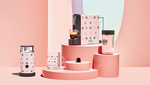 This Pink Coffee Machine Is The Cutest Thing You'll See Today