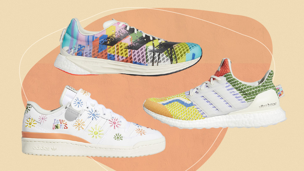 Adidas Just Dropped Their Pride Month Collection And We Can't Wait To Shop