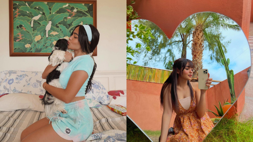 """9 Times Andrea Brillantes Proved That """"pambahay"""" Ootds Can Be Cute And Colorful"""