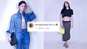 Heart Evangelista Flaunts Her Abs In Designer Ootds And The Internet Is Blown Away