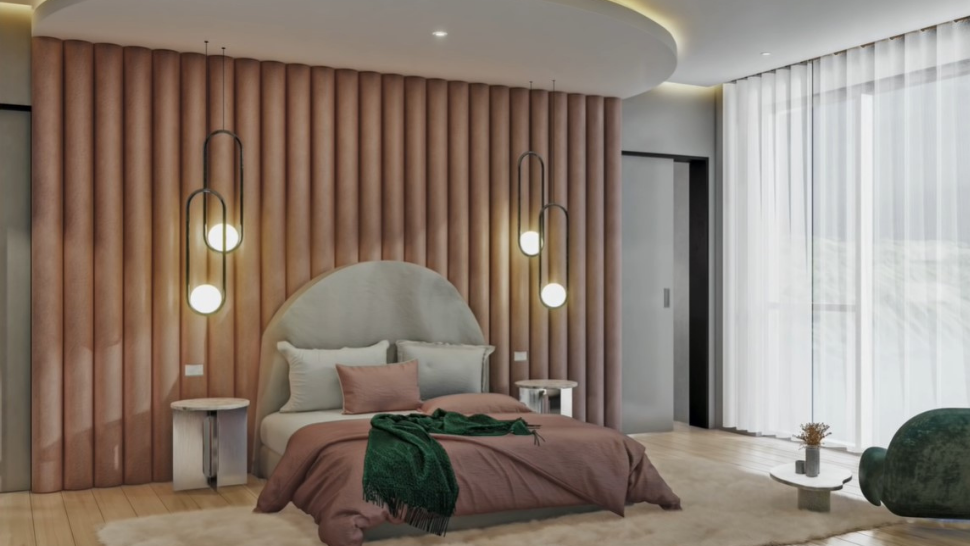 Riva Quenery's New Room Design Is What Millennial Pink Dreams Are Made Of