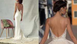 10 Sexy Backless Wedding Gowns For Hubadera Brides