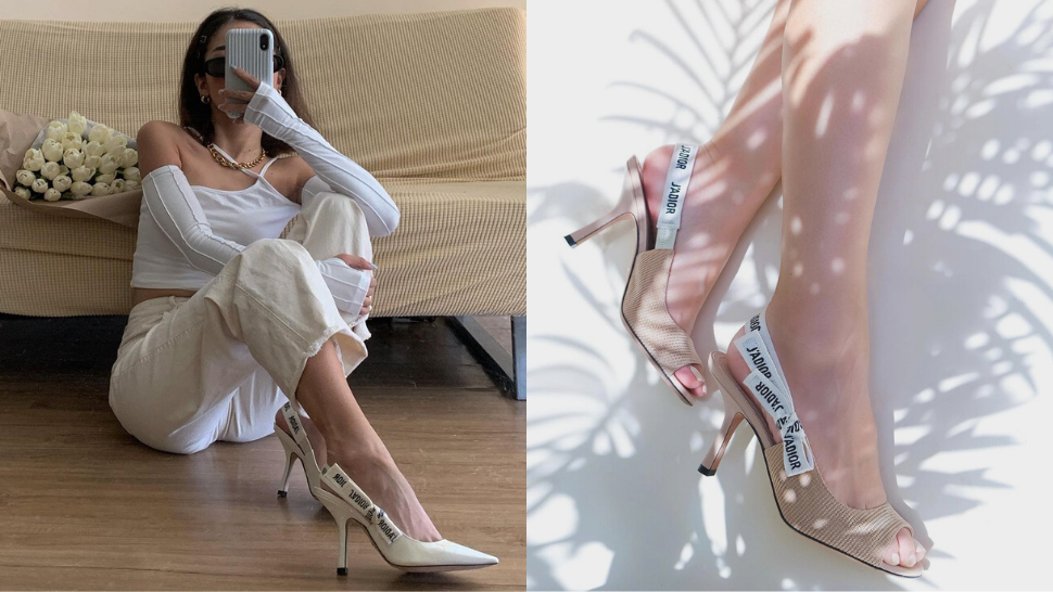 Everything You Need To Know About Dior's Iconic Kitten Heels
