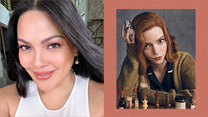 """Kc Concepcion Just Dyed Her Hair """"queen's Gambit Red"""" And She Looks Amazing"""