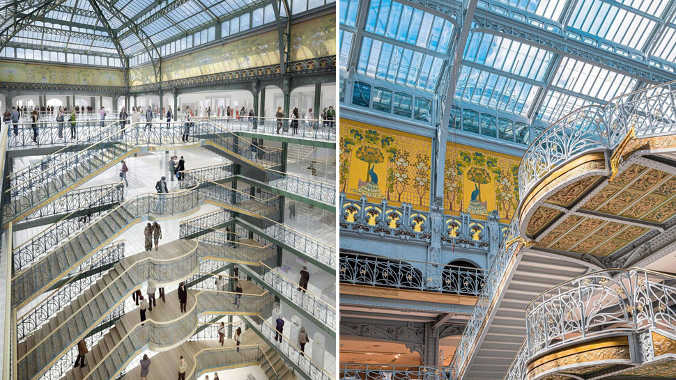"""This Billion-Dollar Department Store in Paris Will Cater to the """"Super Rich"""""""