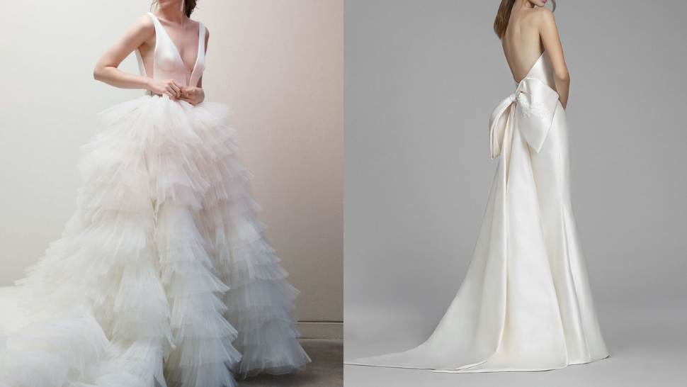 13 Best Wedding Dresses to Wear on Your Big Day If You're a Petite Bride