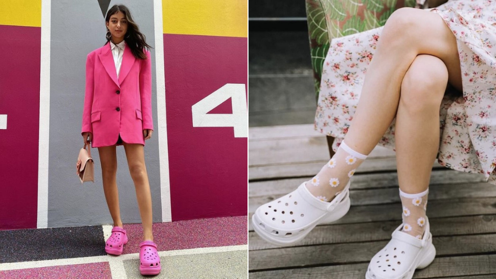 Crocs Is Cool Again And It's All Thanks To Tiktok