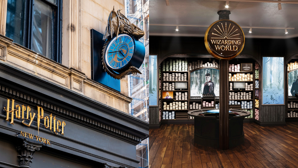 Look: The Biggest Harry Potter Store In The World Is Finally Here