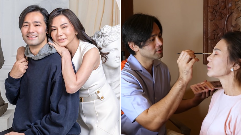 Did You Know? Hayden Kho Got Lessons To Do Dr. Vicki Belo's Hair And Makeup