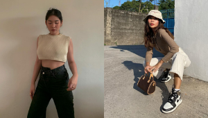 Ribbed Tops Go With Any Outfit, And These Local Influencers Are Proof