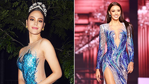 """Catriona Gray Disagrees With Term """"copycat"""" And Says Each Miss Universe Candidate Has"""