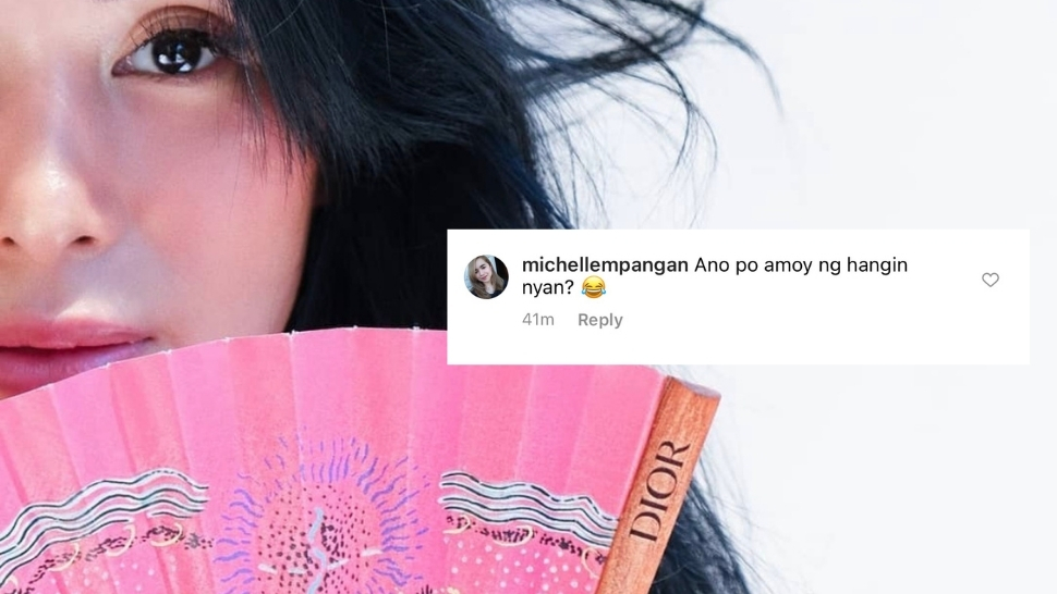 Even Heart Evangelista's Fan Is Dior And The Internet Is Losing It