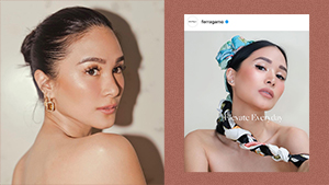 Heart Evangelista Is The First Filipina To Be Part Of Ferragamo's New Global Campaign