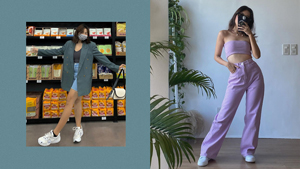 10 Cute And Casual Ootd Combos To Try With White Sneakers