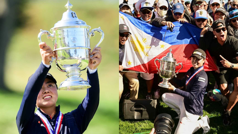 This 19-year-old Just Made History As The First Pinoy To Win A Major Golf Tournament