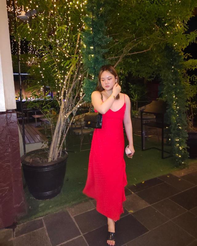 ashley yap dress ootds