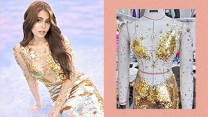 Did You Know? Ivana Alawi's Stunning Mermaid-inspired Dress Took Less Than 3 Days To Make