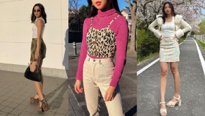 15 Pinterest-worthy Ootds From Aika Agustin That Will Convince You To Collect Crop Tops