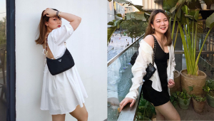 10 Laidback Dress Ootds We're Stealing From Ashley Yap