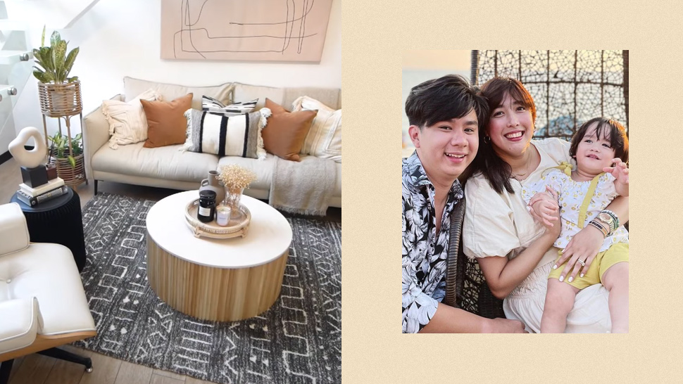 Dani Barretto's Revamped Space Is Proof That Subtle Changes Can Turn A House Into A Home