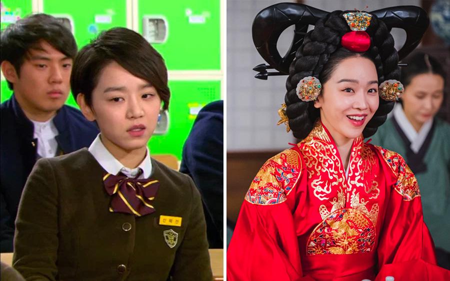 young shin hye sun
