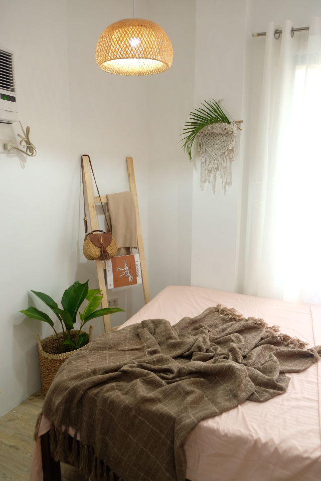 korean style bedroom