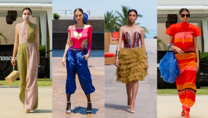All The Looks From The First Online Panasonic Manila Fashion Festival 2021
