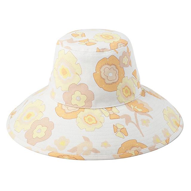 floral bucket hat lack of color