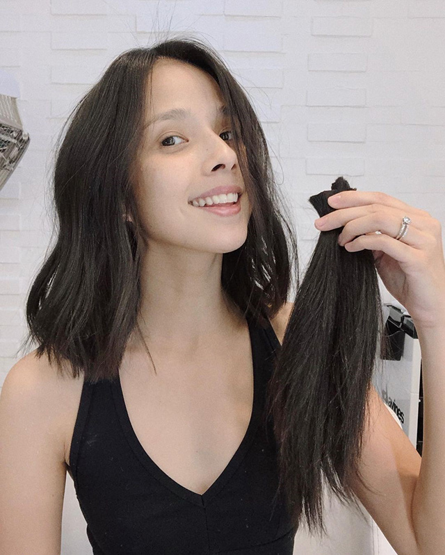 how to donate hair to cancer patients philippines