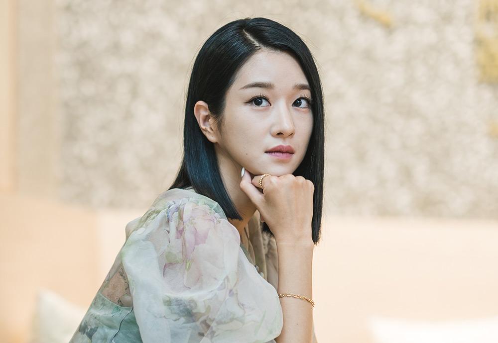 seo ye ji short hair