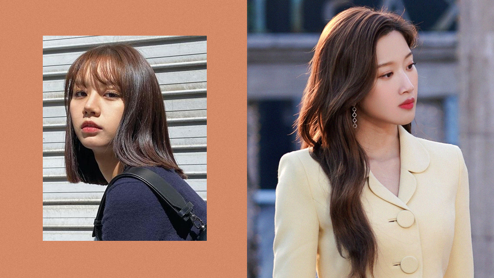 10 Most Popular Korean Haircuts To Try, As Seen On K-celebs