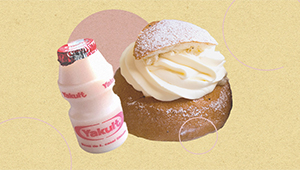 Fyi, Yakult-flavored Doughnuts Actually Exist And Here's Where To Buy Them