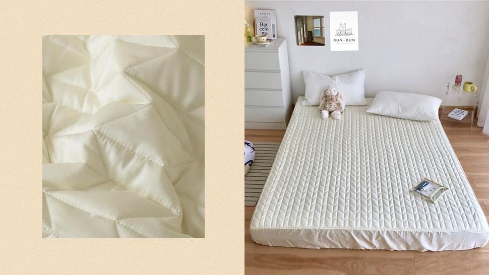 These Cooling Bed Sheets Are Perfect for When You Don't Want to Turn on the AC