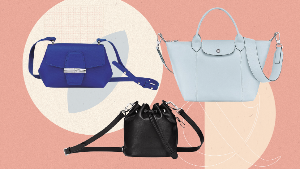 Treat Yourself: Score Longchamp Bags As Low As P2200 This Month