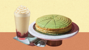 You'll Want To Try Everything From Starbucks' New Menu Items