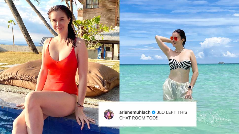 Celebrities Can't Get Over Sunshine Cruz's Swimsuit Ootds In Batangas