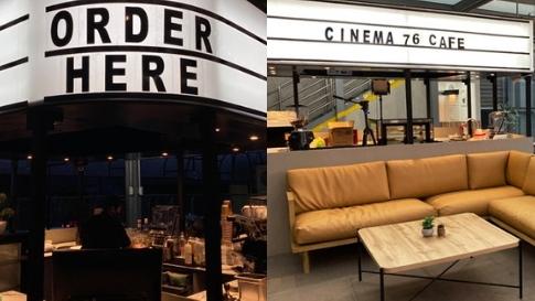 Cinema '76 Opens An Al Fresco Movie-themed Café In Quezon City
