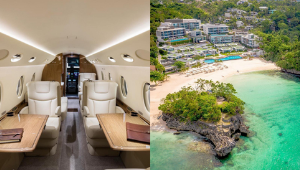 Did You Know? You Can Fly Directly To This Boracay Resort In A Private Plane