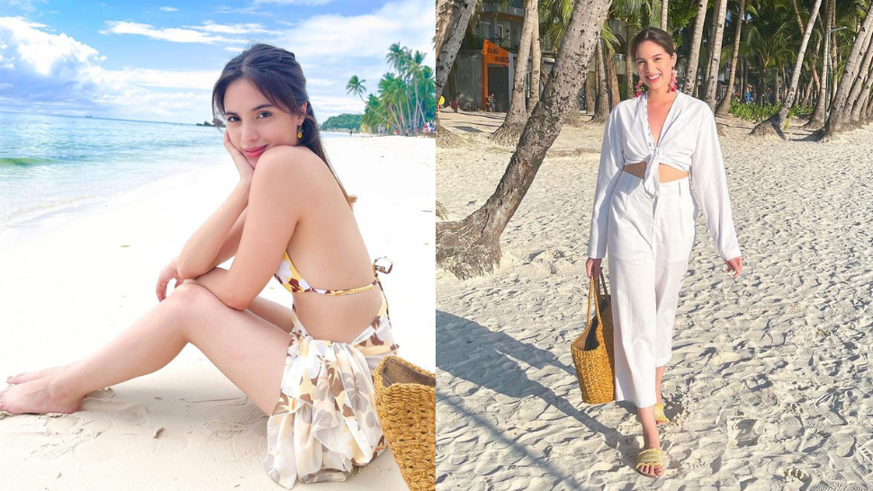 9 Fresh, Dainty Beach OOTDs We're Copying From Michelle Vito