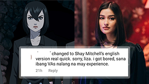 Netizens Have A Lot To Say About Liza Soberano's Voice Acting In
