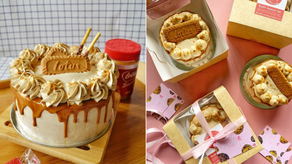 This Lotus Biscoff Chocolate Cake Will Satisfy Your Sweet Tooth
