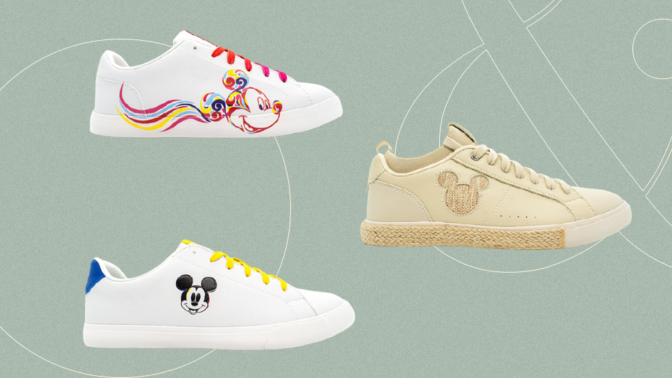 Mickey Mouse Gets a Local Twist in World Balance's New Collection