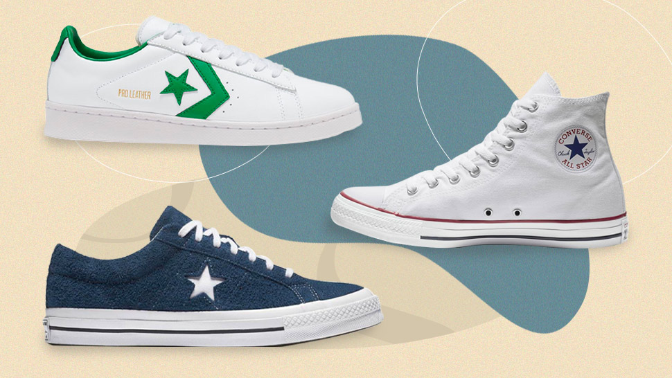 Score Buy-one-get-one Deals On Converse Sneakers This Month