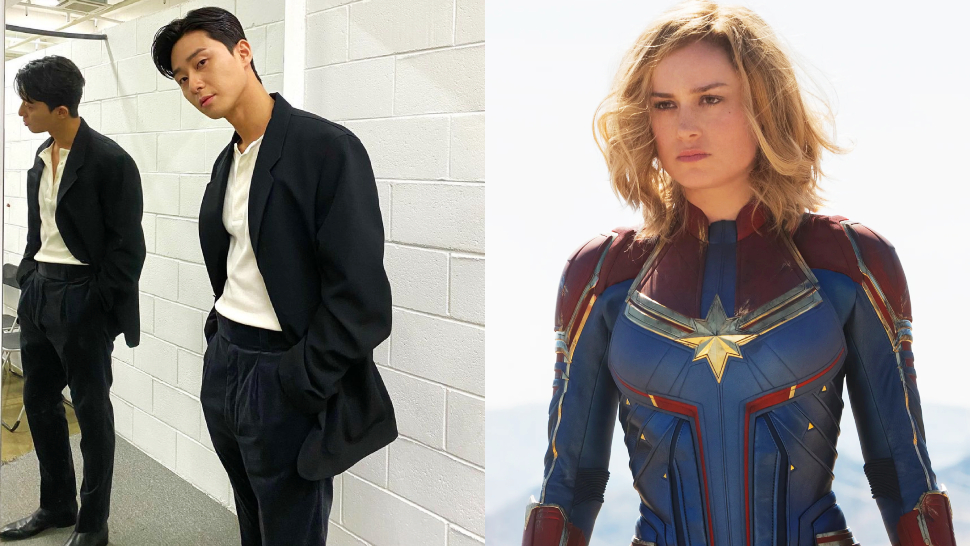 """Park Seo Joon Has Reportedly Been Cast For """"captain Marvel 2"""""""