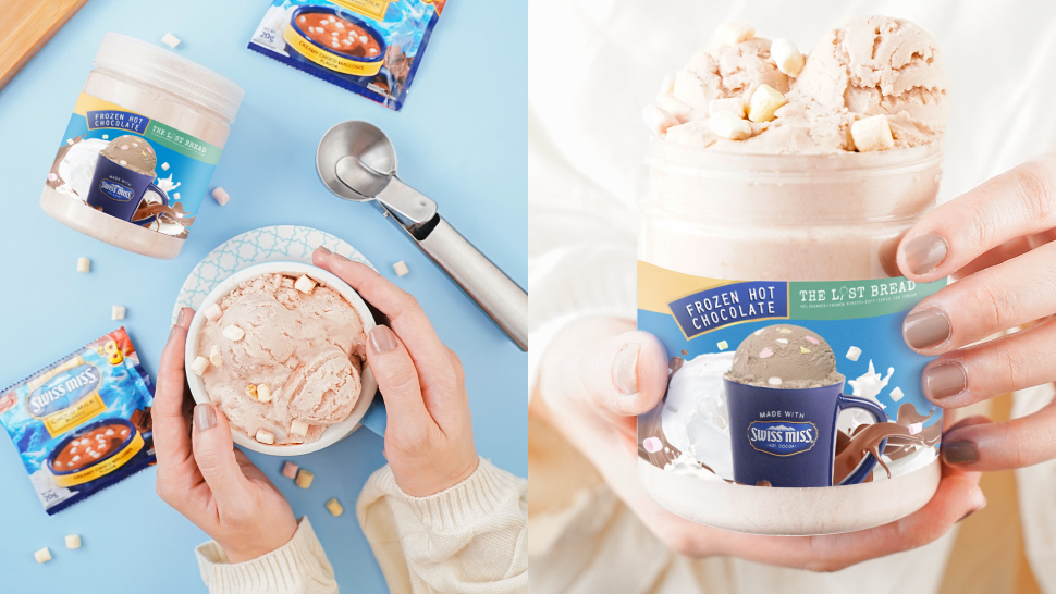 Swiss Miss Ice Cream Exists and We're Already Craving