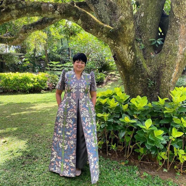 filipiniana-inspired wedding guest ootds
