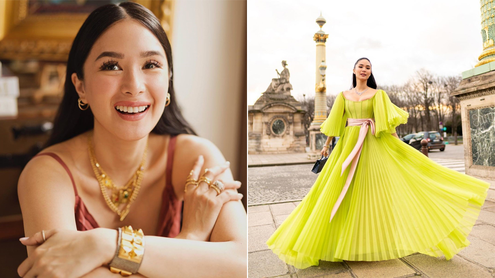"""10 Times Heart Evangelista Proved She's A Real """"crazy Rich Asian"""""""