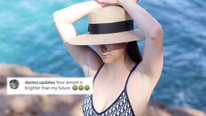 The Funniest Reactions To Marian Rivera's Armpit-baring Swimsuit Photo