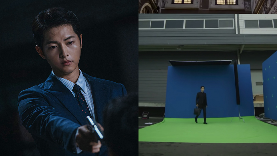 """Song Joong Ki Explains Why He Had A Hard Time Shooting """"vincenzo"""""""